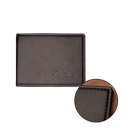 c5318143e4ef Amazon.com: angel3292 Clearance Deals!!Retro Men Faux Leather Multi ...