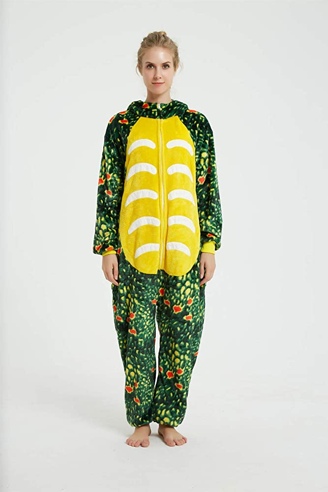 ABYED Carnaval Halloween Disfraz Pijama Animal Entero Unisex para ...