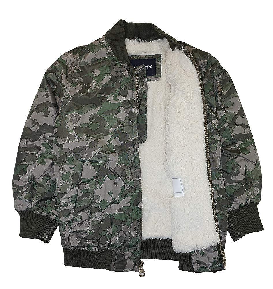 Amazon.com: London Fog - Chaqueta para niño: Clothing