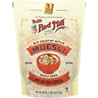 Bob's Red Mill Old Country Style Muesli Cereal, 18-ounce (Pack of 4) by Bob's Red Mill