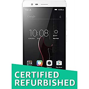 (Certified REFURBISHED) Lenovo K5 Note (Silver, 64GB) Smartphones at amazon