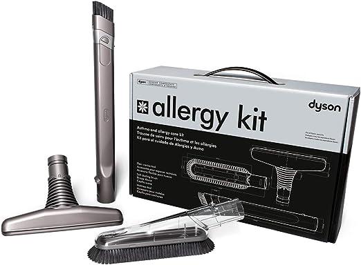 Dyson 916130-07 Allergy Kit - Accesorios para combatir alergias para aspiradora: Amazon.es: Hogar