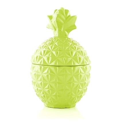 Amazon com: Empty Candle Jars Wholesale, Pineapple Glass Jars for
