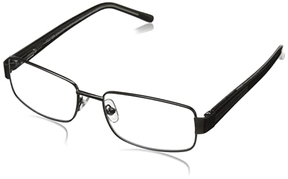 be09bab038 Amazon.com  Foster Grant Wes Men s Multifocus Glasses