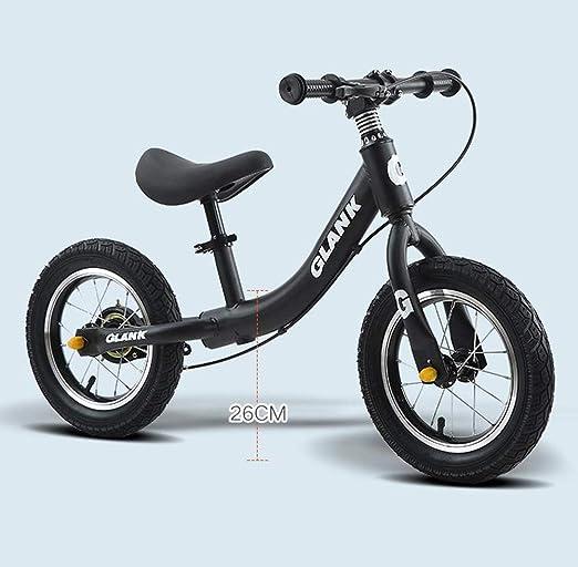 Bicicleta De Equilibrio para Niños Sin Cadena Sin Pedal Regalo ...