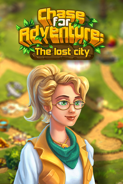 Chase for Adventure: The Lost City [Download]