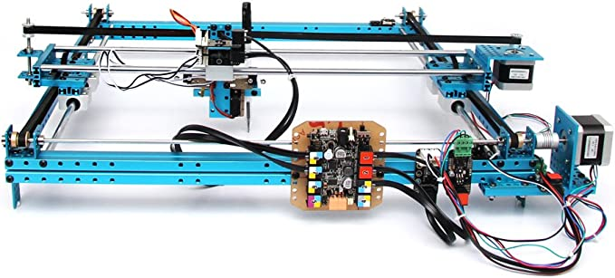 Xy Plotter Robot Kit V2.0 (Electr3Nica) De Robotica From Cloud ...