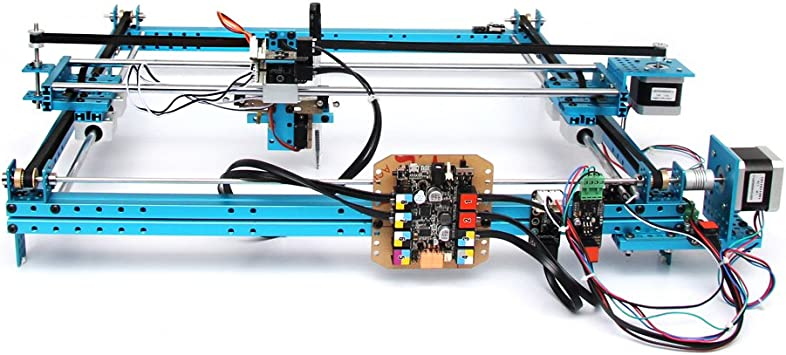 Xy Plotter Robot Kit V2.0 (Electr3Nica) De Robotica From Cloud Rack: Amazon.es: Electrónica