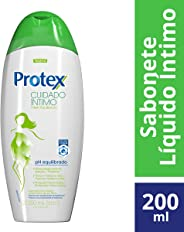 Sabonete Íntimo Líquido Protex Cuidado Íntimo Fresh Equilibrium 200ml
