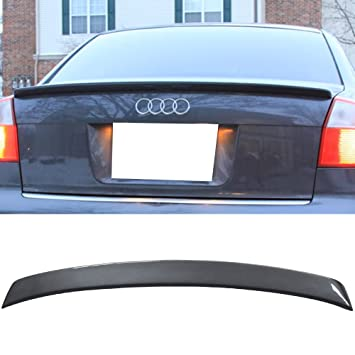 Amazon Pre Painted Trunk Spoiler Fits 2002 2005 Audi A4 B6