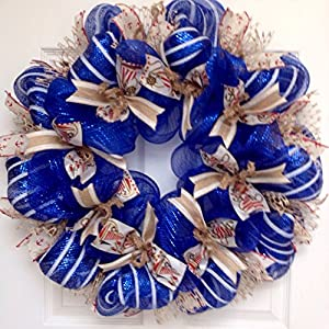 61n9nfvv4-L._SS300_ 70+ Beach Christmas Wreaths and Nautical Wreaths