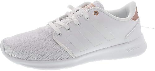 959d092cc8a7d5 adidas Cloudfoam QT Racer W Sneaker Weiss  Amazon.de  Schuhe ...