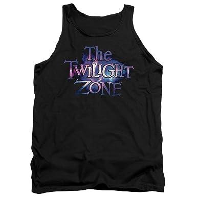 Twilight Zone - Herren Dämmerung Galaxy Tank Top  Amazon.de  Bekleidung 97c3300a4f