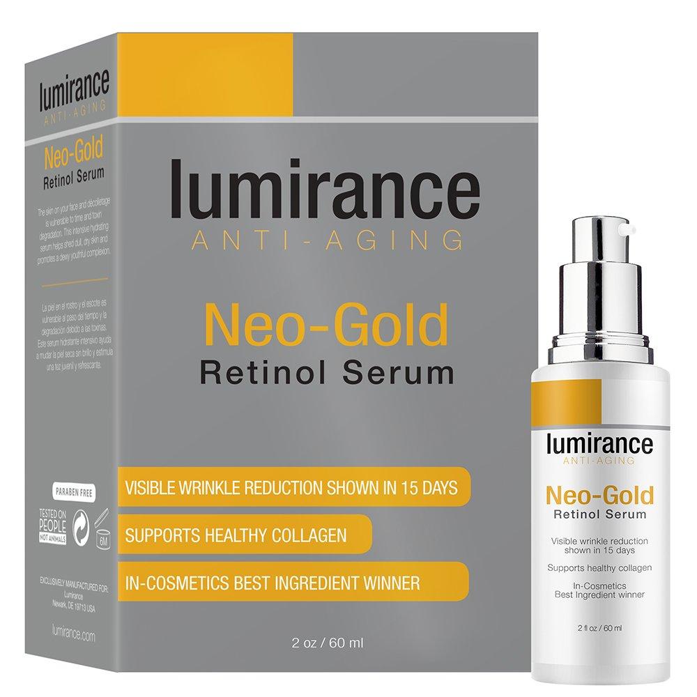 Lumirance NeoGold Retinol Serum