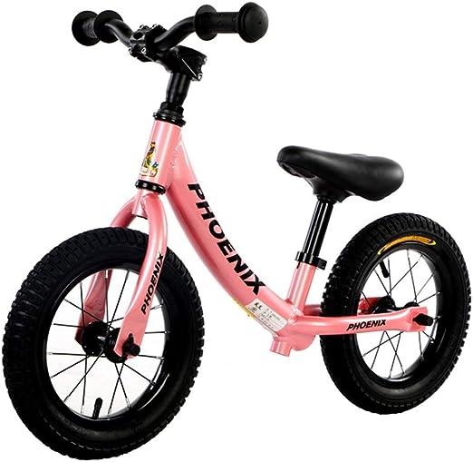 Bicicleta Sin Pedales Ultraligera Bicicleta de equilibrio, para ...
