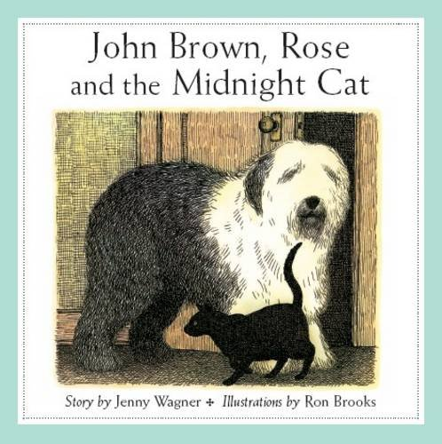John Brown, Rose and the Midnight Cat: Amazon.es: Wagner ...