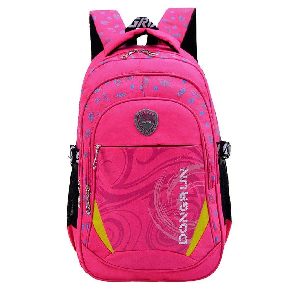Tisiao Kids Back Packs School Book Bags Backpack for Girls