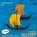 Homer Odyssee. Ein Weltgedicht Hörbuch von  Homer Gesprochen von: Christian Brückner