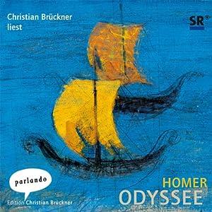 Homer Odyssee. Ein Weltgedicht Hörbuch
