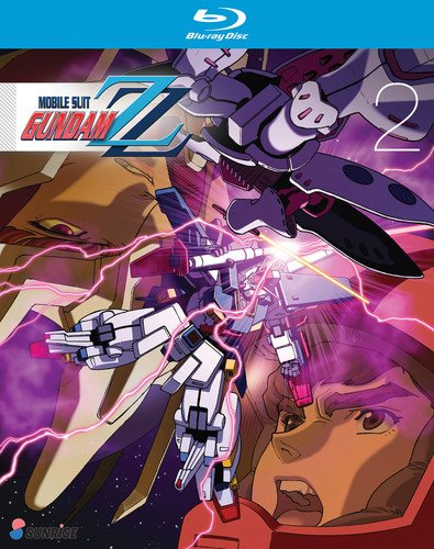 Blu-ray : Mobile Suit Gundam Zz Collection 2 (, 3 Pack, 3 Disc)