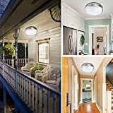 Lineway Indoor/Outdoor Motion Sensor Light Ceiling