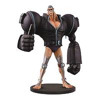 Banpresto - Figurine One Piece - Franky Grandline Men Gold 17cm - 3700936106209