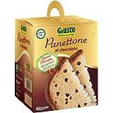 Giusto Senza Glutine Panettone Al Cioccolato 400 Gr