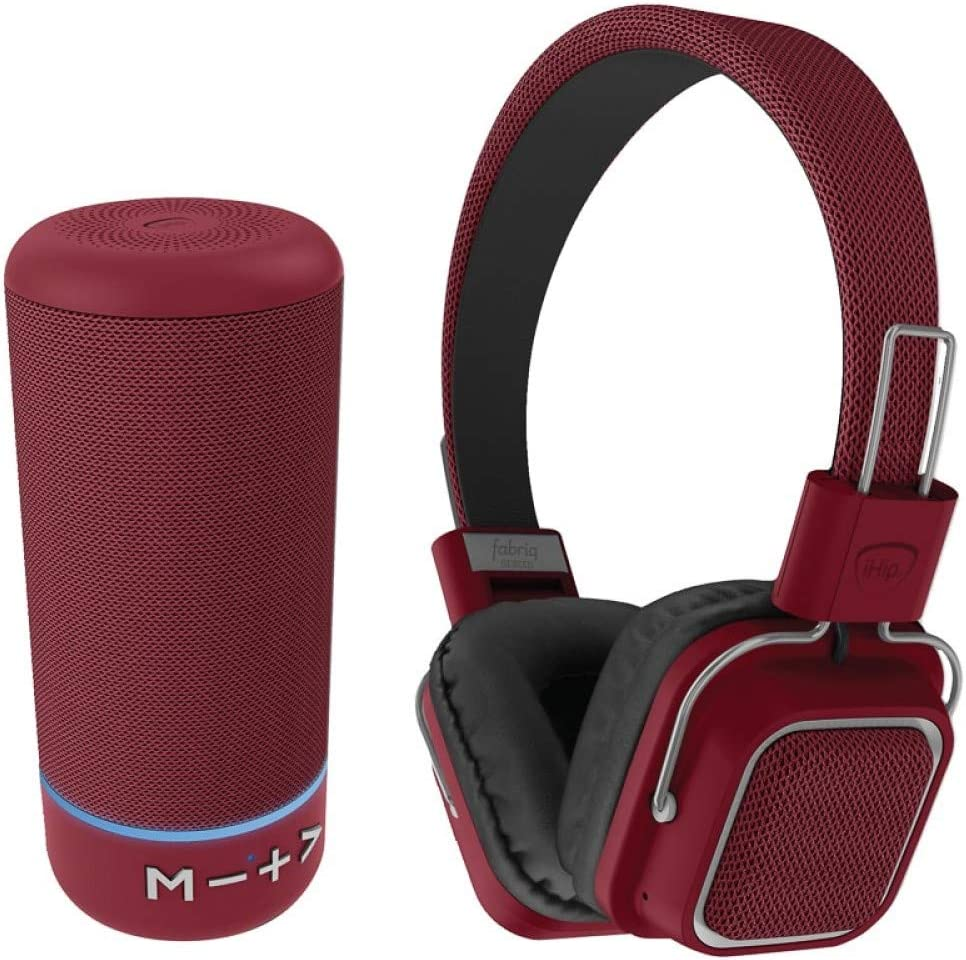 2 IN 1 Bluetooth Speaker and Headphone