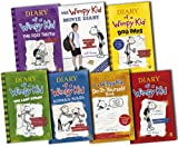 Diary Of A Wimpy Kid Collection 7 Books Set Pack By Jeff Kinney