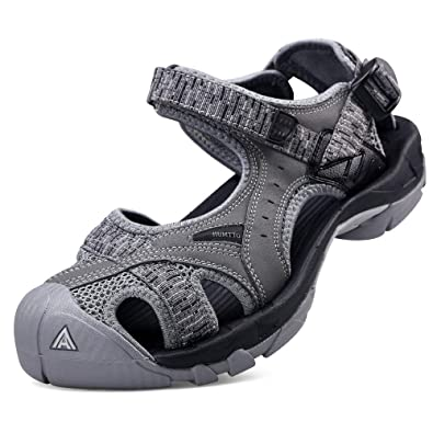 Women's Summer Athletic Walking Water Shoes with Closed Toe