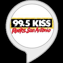 Amazon 995 KISS Rocks Radio Station Alexa Skills