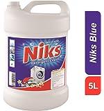 Niks Multipurpose Liquid Detergent 5 Ltrs (Washing Machine/ Dish Washing /Toilet And Floor Cleaning )