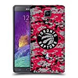 Official NBA Digital Camouflage Toronto Raptors Replacement Battery Cover for Samsung Galaxy S5 / S5 Neo