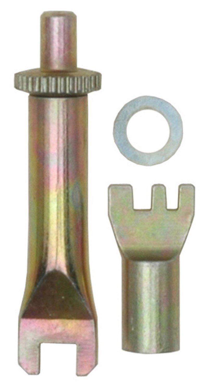 ACDelco 18K535 Professional Rear Passenger Side Drum Brake Shoe Adjusting Screw Kit with Adjuster and Washer