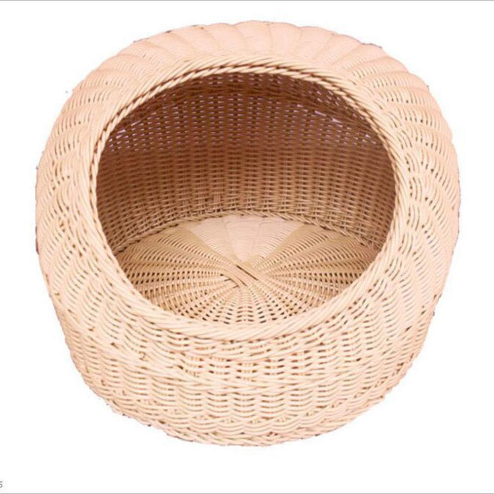 negozio online outlet H.ZHOU Cani e e e Gatti Lettini Pet Nest verde Resin Kennel Cat Nest Summer Cat Cage House (colore   colore dell'immagine)  edizione limitata a caldo