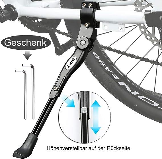 Bify Pata de bicicleta para 24-27 pulgadas, cuadro de aleación de ...