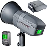 Neewer Vision5 400W TTL HSS Monolight Compatible with Sony,Outdoor Studio Flash Strobe with(2)Lithium Battery/2.4G…
