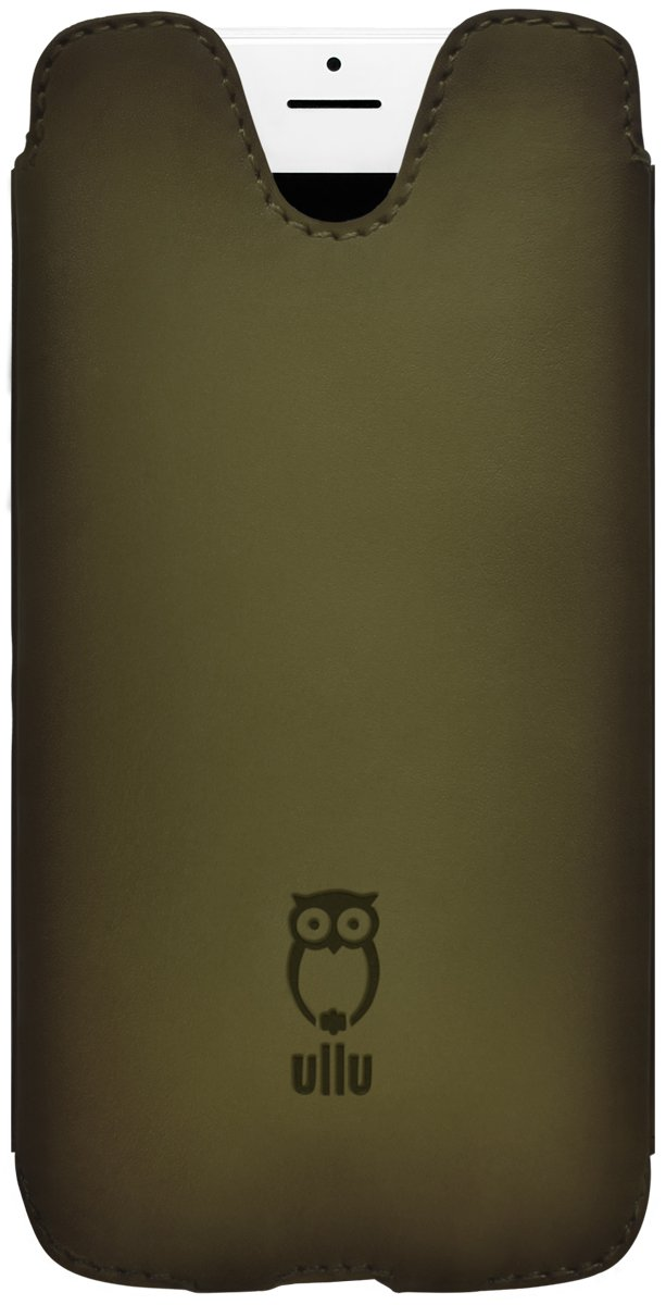 ullu Sleeve for iPhone 8/ 7 - Olive Green UDUO7VT97