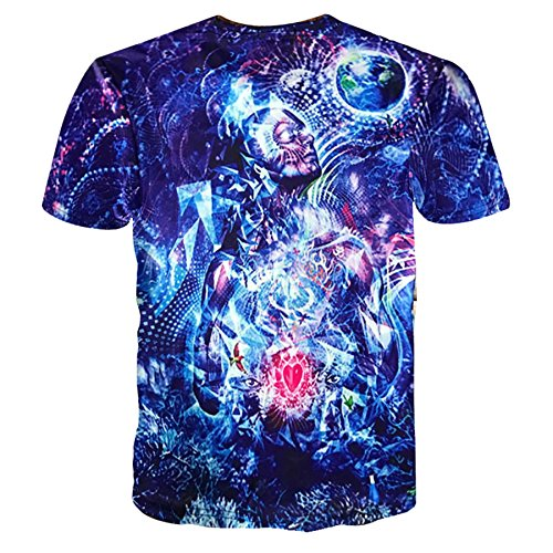 RXBC2011 Herren T-Shirt mehrfarbig mehrfarbig
