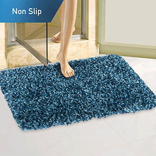 Large Bath Mats Memory Foam Non Slip Bathroom Rugs With