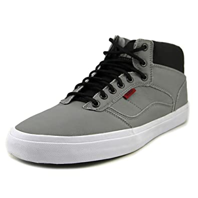 96ffd58c52db7e Image Unavailable. Image not available for. Color  Vans Bedford Men US 8.5  Gray Sneakers