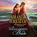 The Highlander's Bride Audiobook by Amanda Forester Narrated by Mary Jane Wells