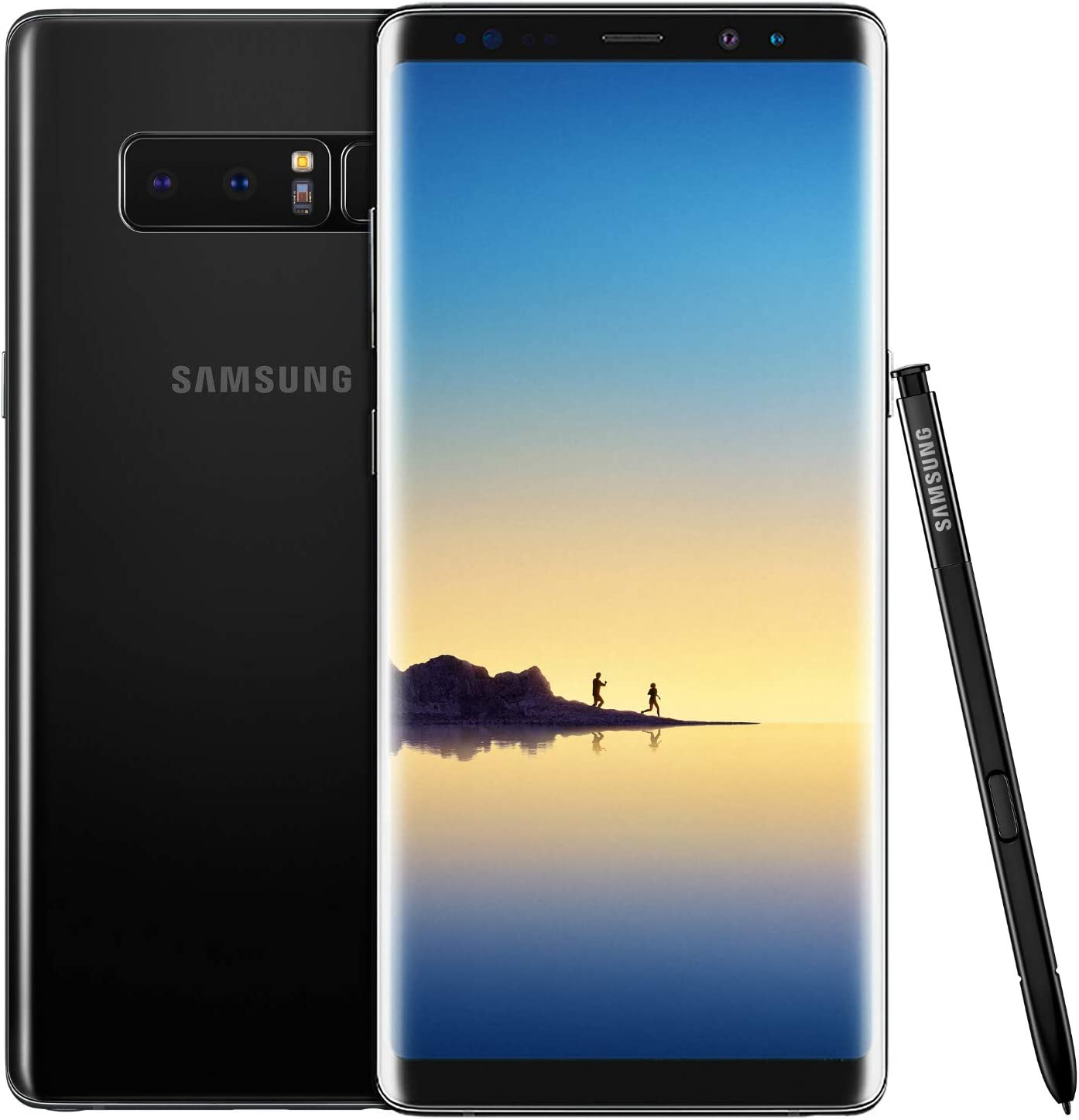 Samsung Galaxy Note 8 Dual SIM 64GB SM-N950F/DS Midnight Black: Amazon.es: Electrónica