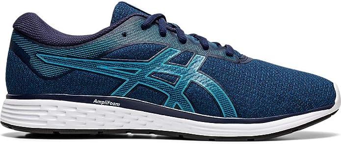 ASICS Patriot 11 Twist Zapatillas de running para hombre, (Peacoat/Mako Blue), 40 EU: Amazon.es: Zapatos y complementos