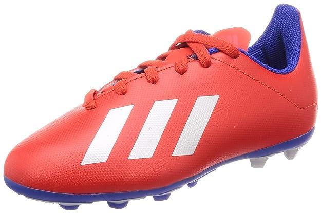 size 40 631f3 d145a adidas Unisex-Kinder X 18.4 Fxg J Fußballschuhe  adidas Performance   Amazon.de  Schuhe   Handtaschen
