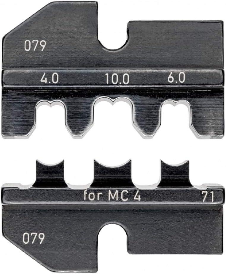 Multi-Contact KNIPEX 97 49 71 Profil de sertissage pour connecteurs solaires MC4