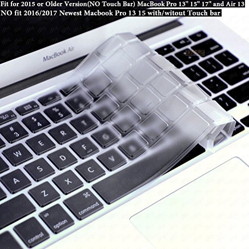 DHZ Transparent Keyboard MacBook Display product image