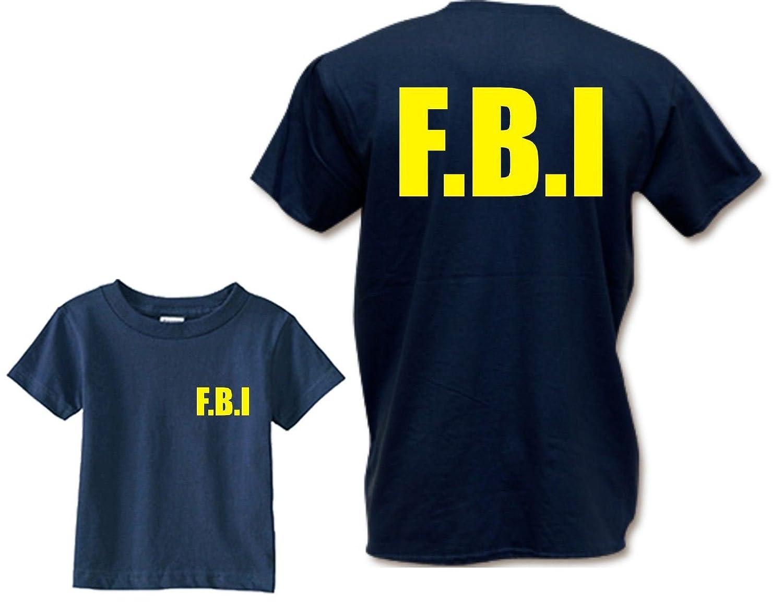 Reality Glitch Kids FBI T-Shirt