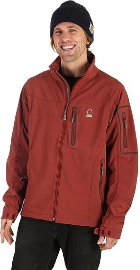 61f248ec45e2 Amazon.com  Sierra Designs Lunatic Shell Jacket Syrah  Sports   Outdoors