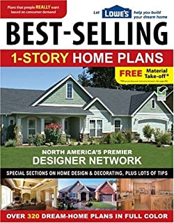 Lowe\'s Best-Selling House Plans (Home Plans): Editors of Creative ...